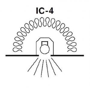 IC-Rating of downlights